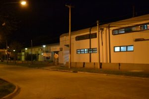 Hospital de Chacabuco.