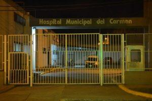 Herido de arma blanca en Chacabuco.