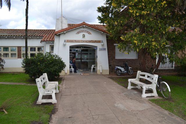 Hospital de Rawson