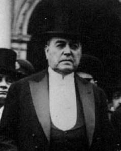 Hipólito Yrigoyen.