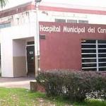 Piden imagenes de cámaras de seguridad del Hospital de Chacabuco por sustracción de pintura.