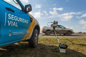 Plan de seguridad vial urbana para Chacabuco