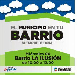 """""""El Municipio en tu Barrio"""""""