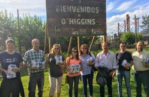 Candidatos visitaron  O'Higgins