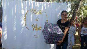 """Primer premio para Romina Ahumada en categoría """"Pan Innovador"""""""