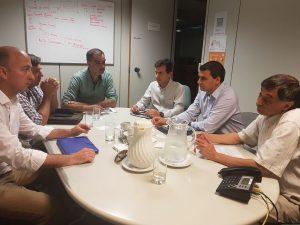 Proyecto de ampliación de la red de gas natural en Chacabuco