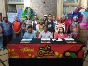 Chacabuco se viste de carnaval