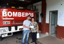 BOMBEROS VOLUNTARIOS DE RAWSON ENTREGÓ PREMIO DE CAMPAÑA ADHERENTES DE SOCIOS