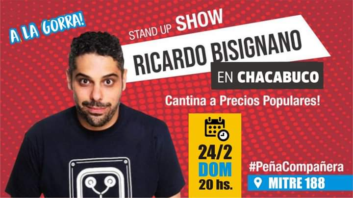 Invita La Cámpora Chacabuco