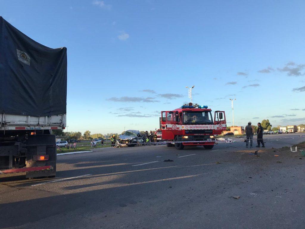 Imagen dónde se produjo el accidente