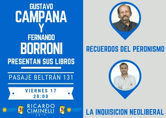 El Partido Justicialista de Chacabuco recibe a Campana y Borroni