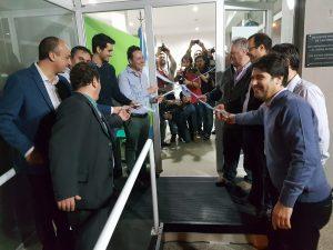 Inauguraron el nuevo Registro Civil de Chacabuco.