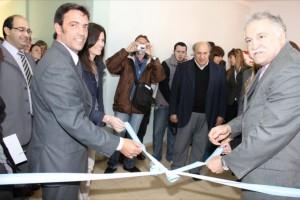 El IOMA inauguró una nueva sede en la Delegación de Carmen de Areco.