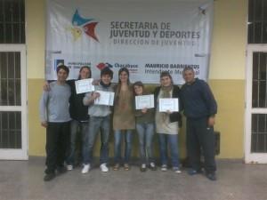 Nuevos ganadores de los Juegos de la Juventud.