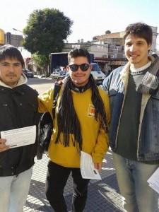 Juventud GEN en el Frente Amplio UNEN Chacabuco.