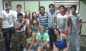 Juventud UCR de Chacabuco.