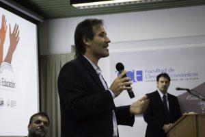 Diego Julio Martínez, Vicepresidente 1º del Consejo General de Educación bonaerense.