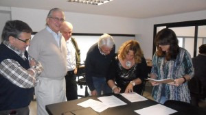Licitación acceso localidad de Castilla.