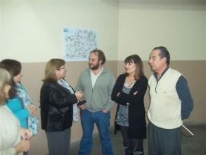 Limia mantuvo reunión con Directivos del Aula Chacabuco de la Universidad Tecnológica Nacional – Facultad Regional San Nicolás.