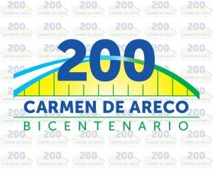 Logo por el Bicentenario de Carmen de Areco.