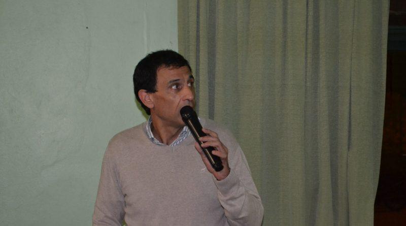 Marcos Carini en Rawson