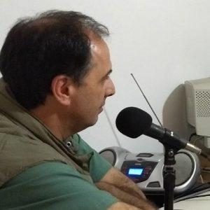 Concejal del PJ-FPV, Marcos Merlo