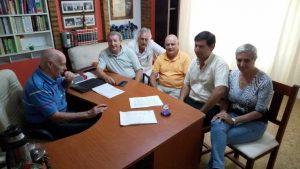 Reunión de la Comisión de Salud del Frente Renovador