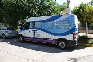 Una unidad móvil del ministerio de Trabajo de la Nación arribará a Chacabuco