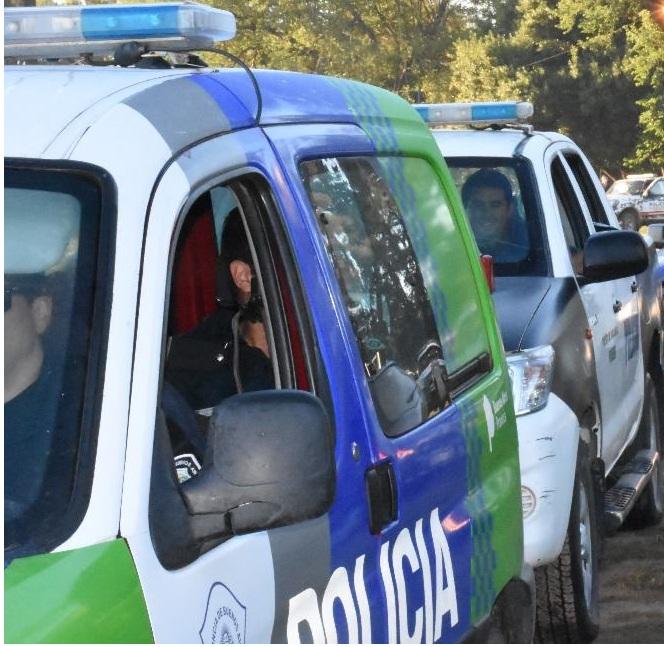 Noticias policiales de Chacabuco