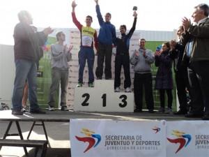 Carlos Orsola de Bragado ganó la Maratón 147º Aniversario de la fundación del Partido de Chacabuco.