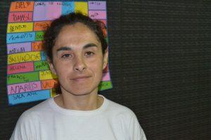 Mariana Díaz.