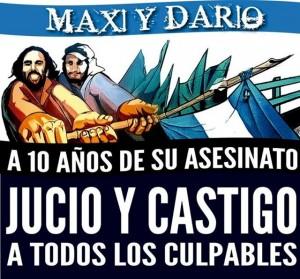 A diez años de la Masacre de Avellaneda.