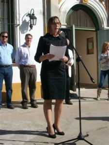 Dra. Mariela Nawojczyk, directora del Hospital Tomás Keating.