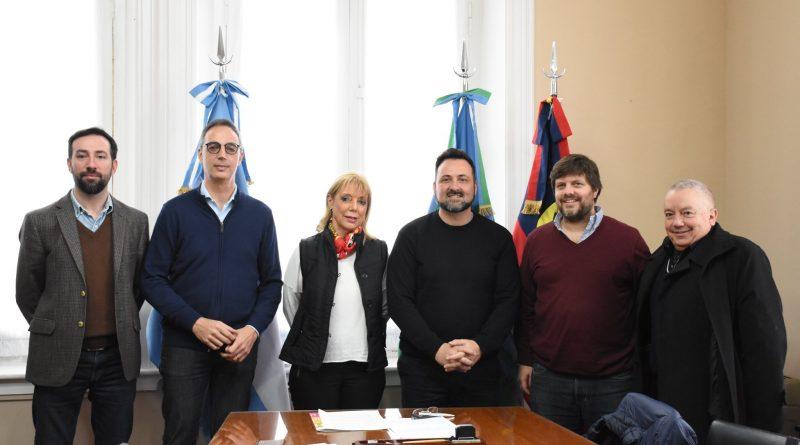 Nuevo impulso para el proceso de planificación territorial, económica, ambiental y productiva en Chacabuco