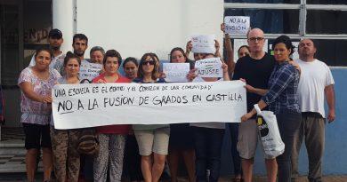 Revés judicial para padres de alumnos de la secundaria de Castilla