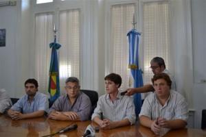 Presentación de la Pagina Web de la Municipalidad de Chacabuco.