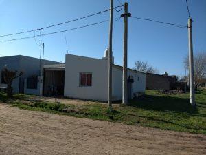 Retoman la construcción de ocho viviendas
