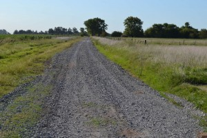 El camino tiene una extensión de 1.800 metros.