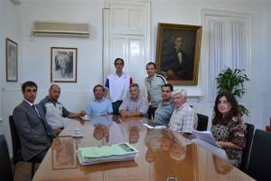 Se construirá pista de ciclismo en Chacabuco.