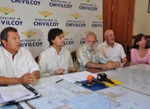 Pittelli presentó las nuevas carreras del Centro Universitario Chivilcoy.