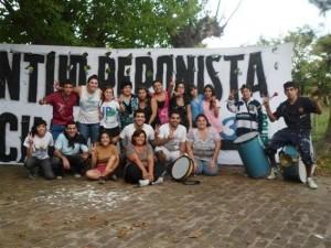 Grupo 32 del PJ de Chacabuco.