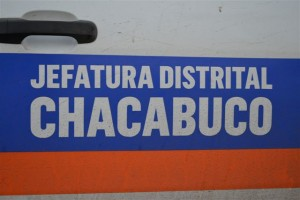 Allanamientos en Chacabuco.