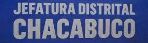 Policía Distrital Chacabuco.