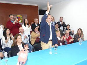 Se presentó la lista de concejales por el Frente Justicialista