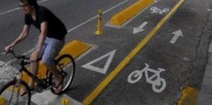 Avanza el proyecto de la red de ciclovías