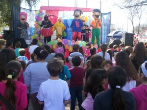 Jornada organizada por el Centro Cristiano Familiar de Chacabuco.