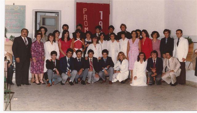Promoción 1980.