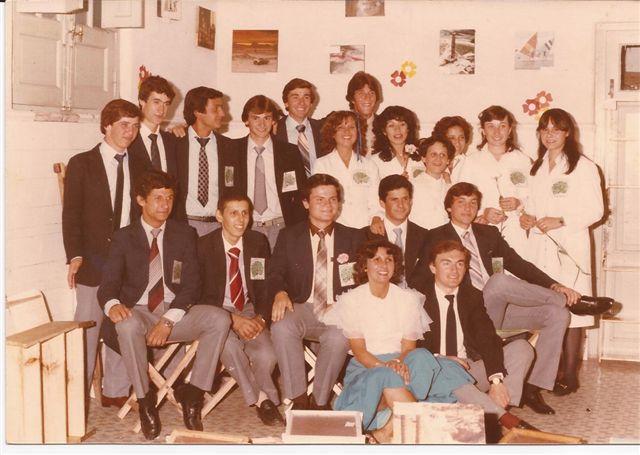 Promoción 1982.