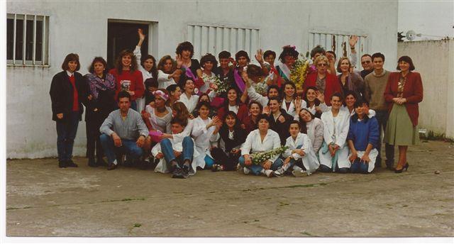 Promoción 1992.