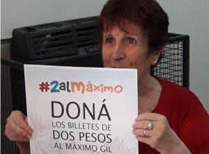 Campaña solidaria #2AlMáximo